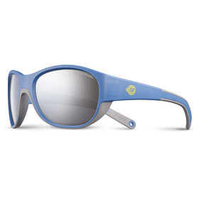 Julbo Kids 4-6Y Luky Spectron 3+ Sunglasses Blue/Gray-Gray Flash Silver